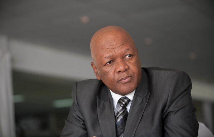 Minister in the Presidency Jeff Radebe.