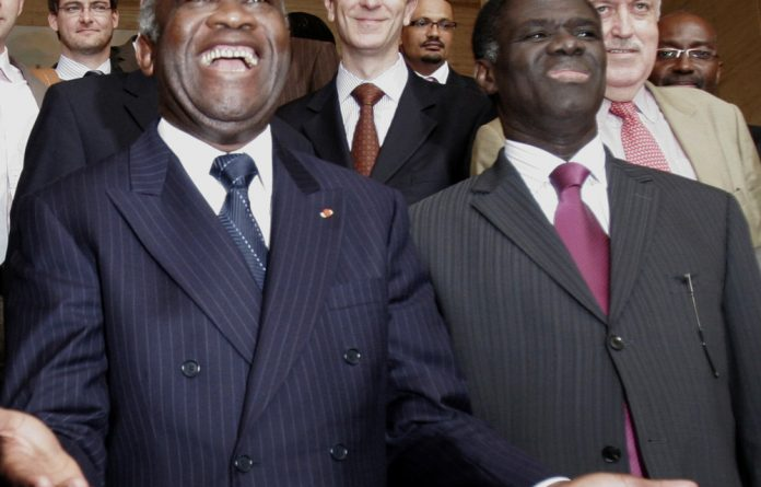 Burkina Faso interim president