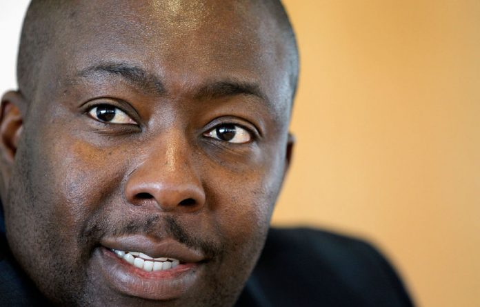 Zimbabwe's Indigenisation Minister Saviour Kasukuwere.