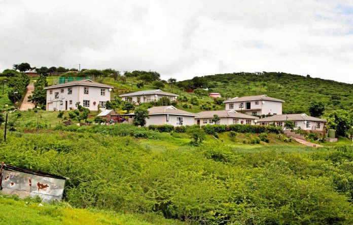President Jacob Zuma's other family homestead