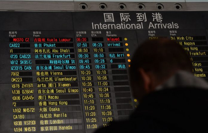 China's official Xinhua news agency also quoted the Civil Aviation Administration of China as saying the flight lost contact while flying through Vietnamese airspace.