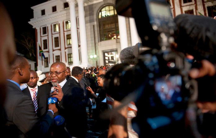While ANC secretary general Gwede Mantashe has expressed concern over Numsa's expulsion from Cosatu
