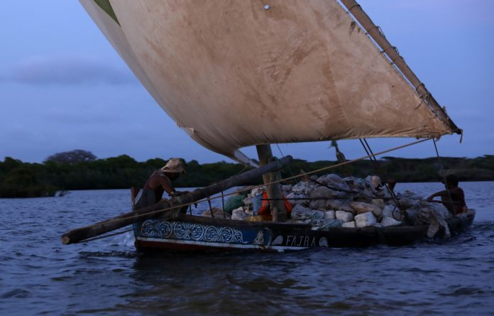 A combination of long coastlines and poor governance on Africa's coasts makes for near-ideal conditions for drug trafficking