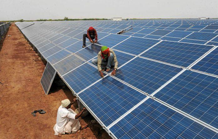 Vast amounts are being spent on renewable energy