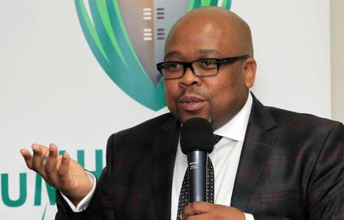 Mayor Mduduzi Mhlongo's mansion had been approved