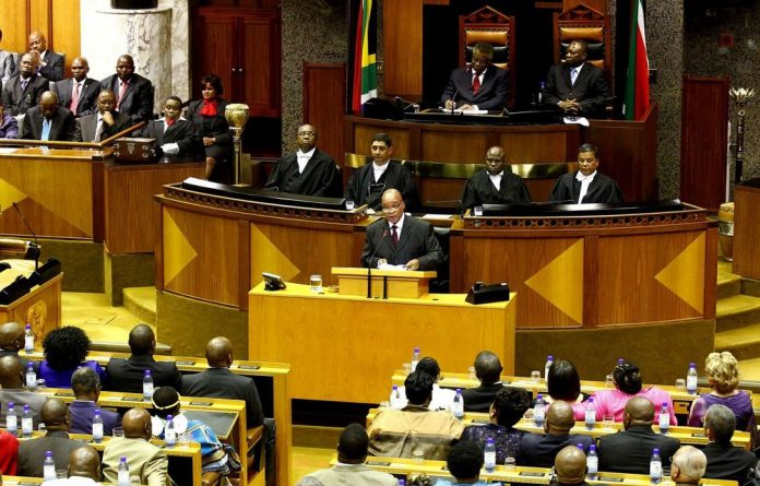 The ad hoc committee corrected two technical errors in two sections of the Bill singled out by President Jacob Zuma when he sent it back to Parliament in September.