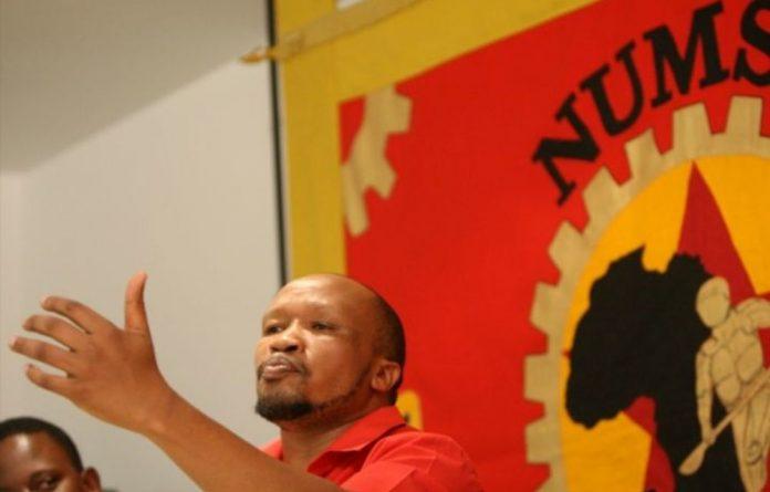 Numsa's general secretary Irvin Jim blamed strike action in Marikana on capitalist imperialist ownership.