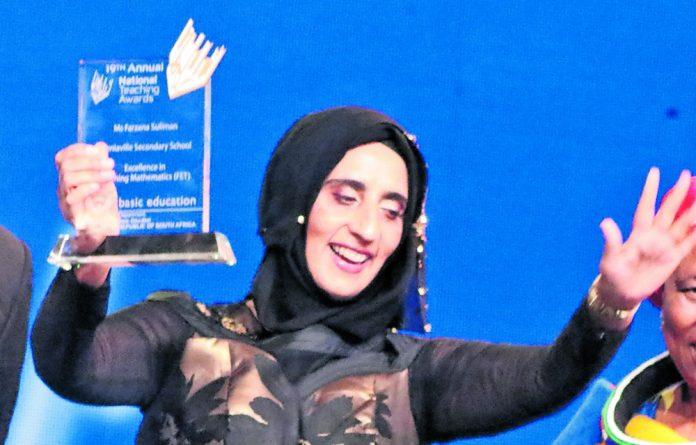 Farzana Suliman