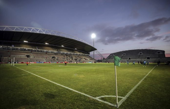 Dry run: The Mother City's stadiums – like the one in Athlone  – are not exempt from the drought