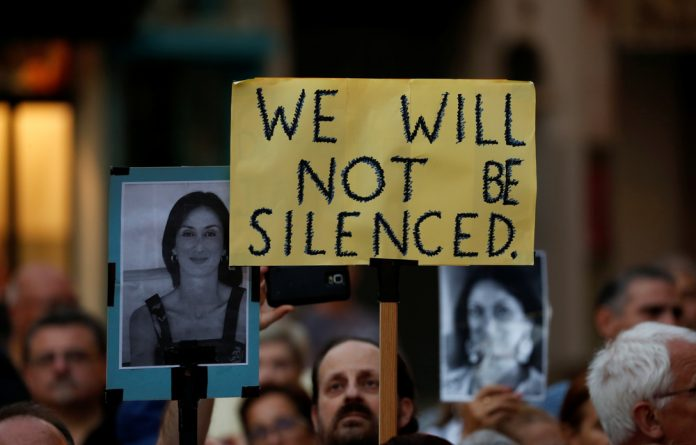 The problem is not confined to countries in the Global South. October 16 marked one year since Daphne Caruana Galizia