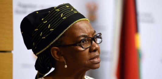 Human Settlements Minister Nomaindia Mfeketo had red-flagged an investment made by one of her department's entities in a scandal-hit bank that is now under curatorship.