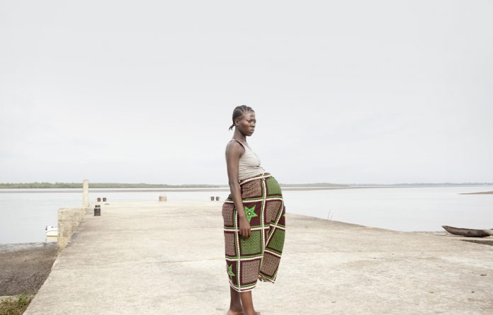 In Sierra Leone's island-bound district of Bonthe