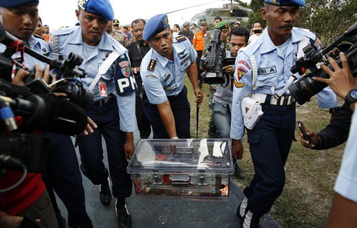 AirAsia flight QZ8501's black box has been examined.