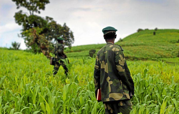 Rwanda is accused of arming the M23 rebels.