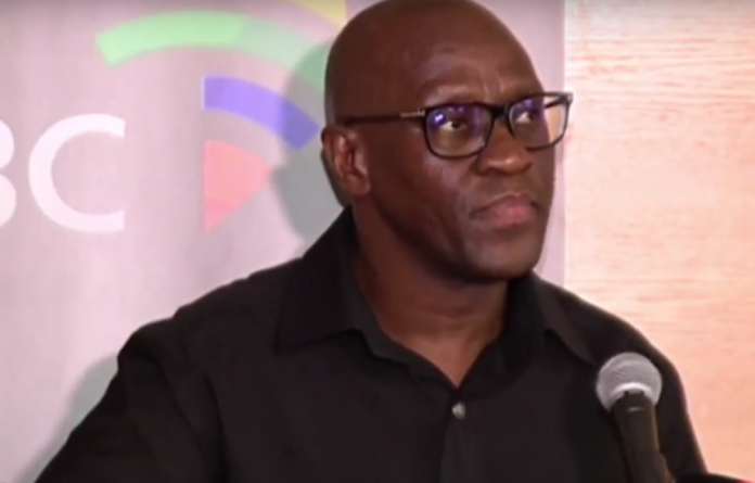 SABC CEO Madoda Mxakwe predicted a R805-million loss for the year which he says is an indication that 'what we're doing is not enough'.