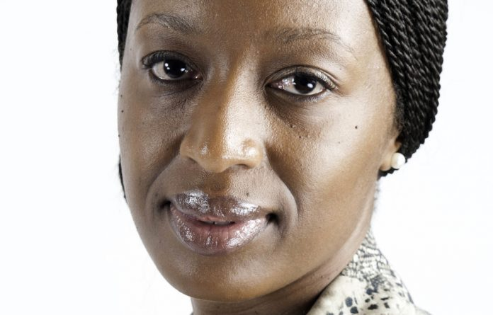 Acting Public Investment Corporation CEO Matshepo More.