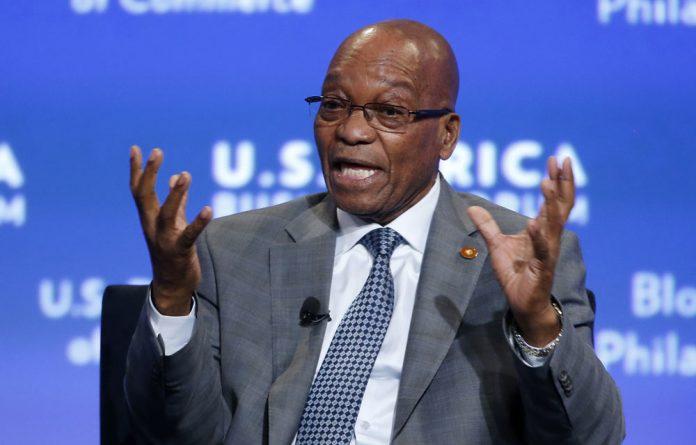 A secret report reveals how millions flowed to Zuma.