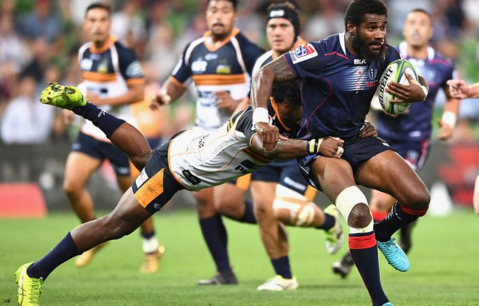 Non-stop: There will be no rest for Marika Koroibete and the rest of the Rebels