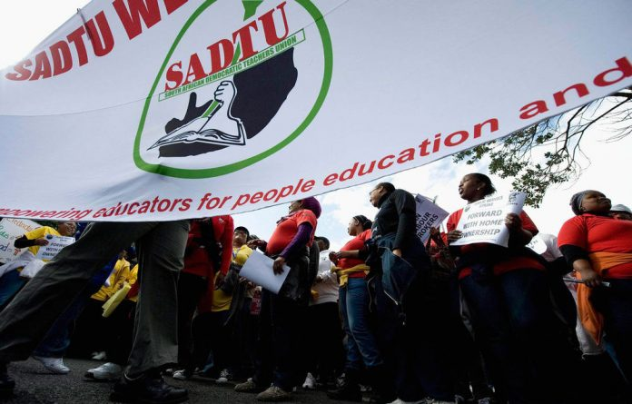 The teachers' union have called the PSA's threats to embark on strike action 'disingenuous'