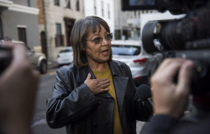 Cape Town mayor Patricia De Lille's disciplinary hearing has been set for August 7 to August 9