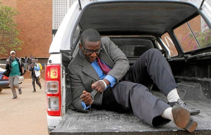 Edmund Kudzayi was arrested for allegedly creating a Facebook page called Baba Jukwa run by a faceless operator dedicated to relentlessly attacking and denigrating Robert Mugabe