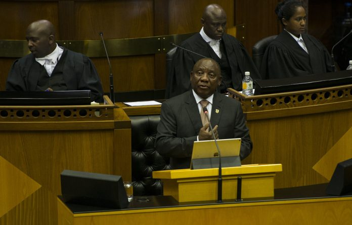 Cyril Ramaphosa delivered a State of the Nation address that was well thought-out.
