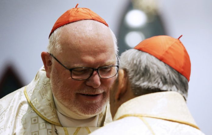 German Cardinal Reinhard Marx.