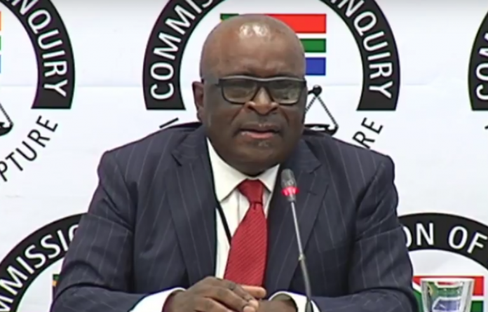 Ngoako Ramatlhodi was appointed mineral resources minister by then president Jacob Zuma in 2014.