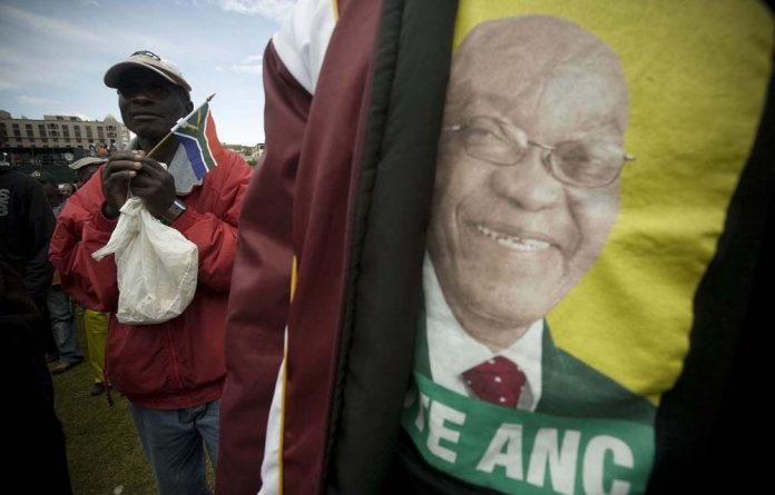 Observers have predicted a further decline in ANC support in 2014.