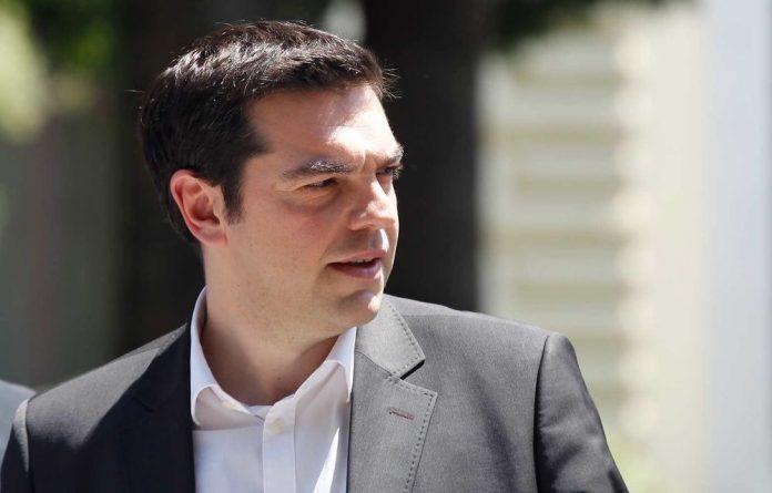 Greece's new leader