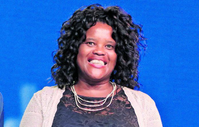 Olga Efidile Motshwanedi-Marimo