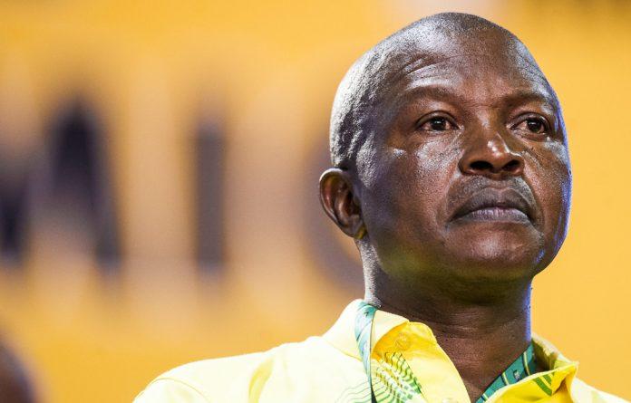 Mabuza's spokesperson