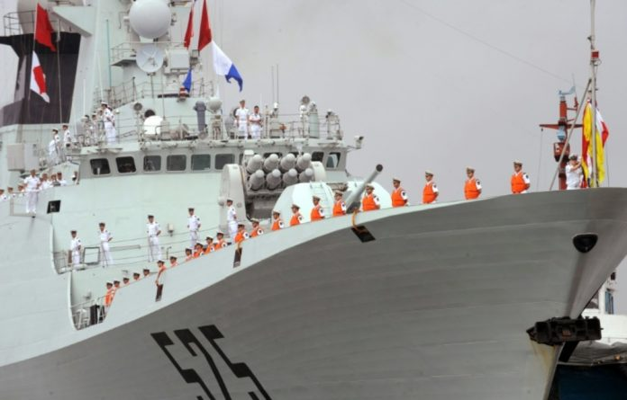 China's military budget is