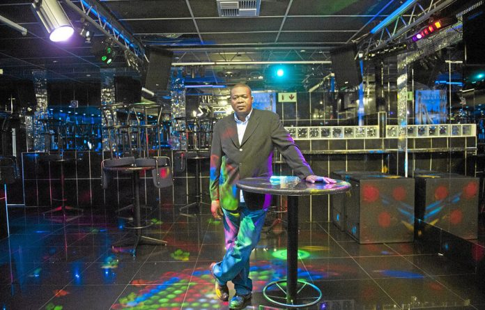 Augustin Kayembe owns 40 clubs that are scattered all over the continent.