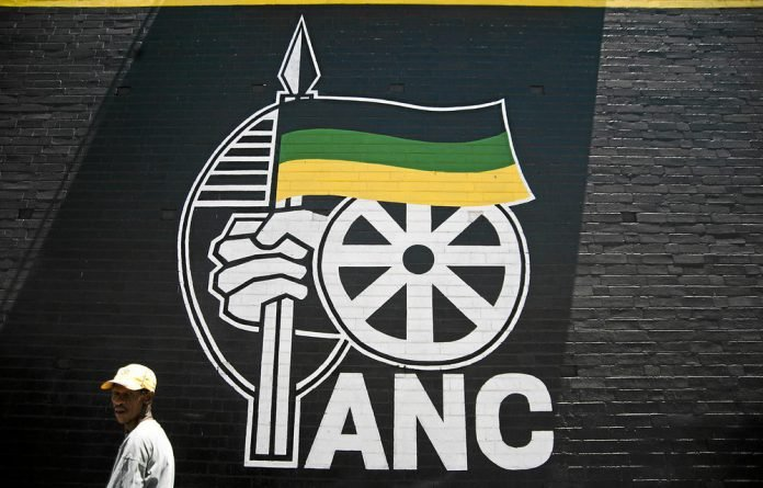 The ANC is powerful