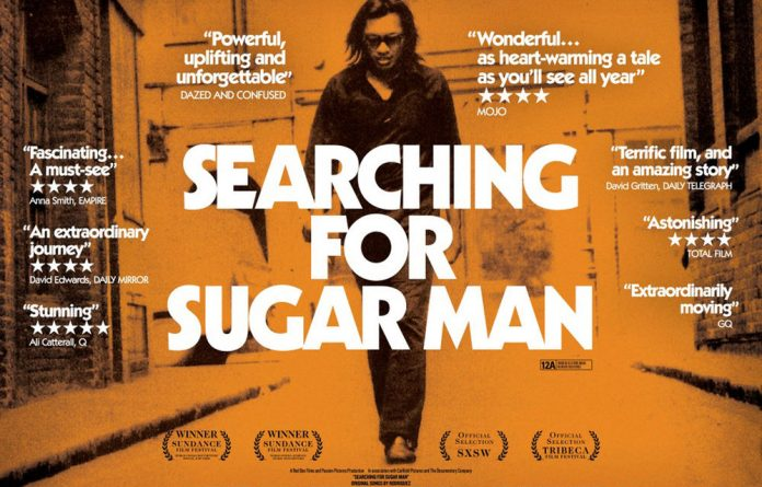 Poetic: Hal Wilson as Sixto Rodriguez in Searching for Sugar Man.