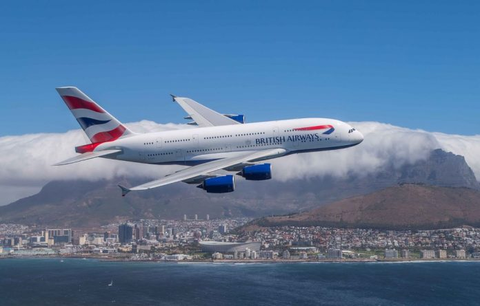 Among major carriers. British Airways and Emirates also scrapped services.