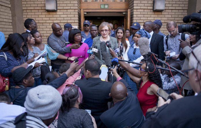 Backchat: Democratic Alliance leader Helen Zille loves the media – when it suits her.