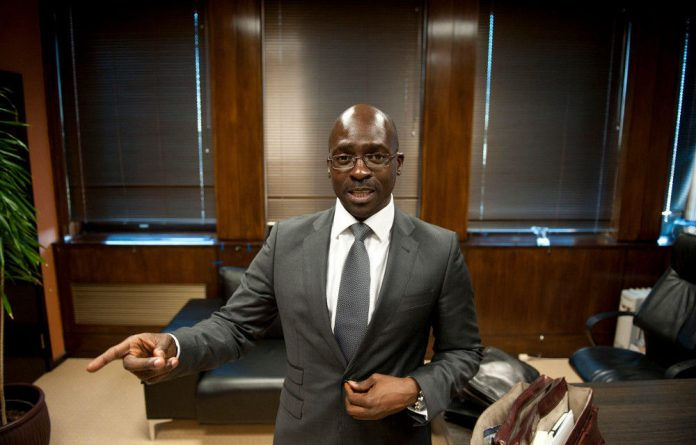Minister Malusi Gigaba described the Gupta family as 'strangers' when he first attended the infamous Sun City wedding in 2013.