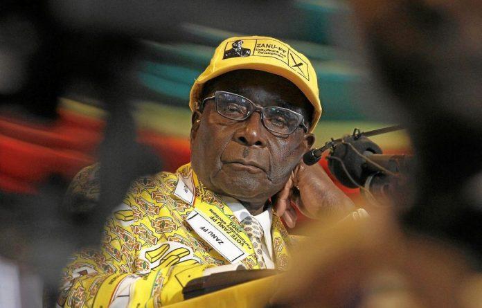 Zimbabwe President Robert Mugabe once called Cyril Ramaphosa 'a white man in a black man's skin'