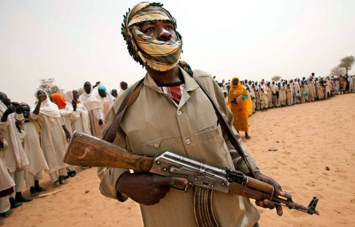 Sudan will now divide one of its states in an attempt to create peace.