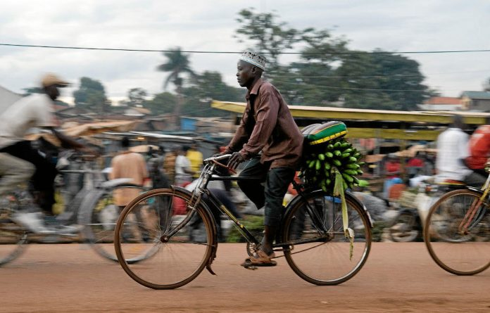 The Ugandan city is bustling by day and by night with teeming markets and noisy nightlife and residents ready to party everyday of the week.