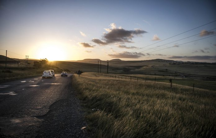 Greener pastures: The Eastern Cape landscapes evoked different memories for the author's father and grandmother. Photo: Delwyn Verasamy