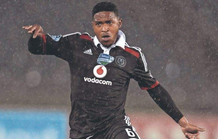 Thandani 'Bibo' Ntshumayelo hopes to return to football after a two-year absence.