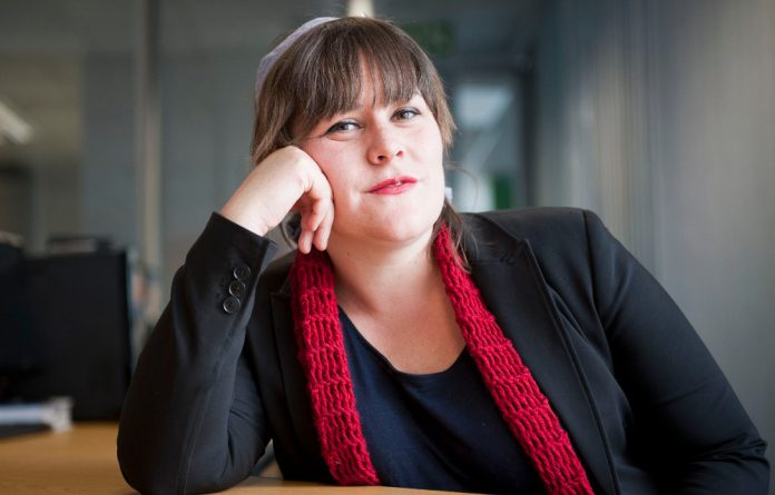 M&G science editor and award-winning science writer Sarah Wild.