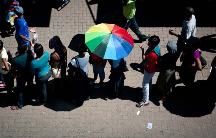 The latest Statistics South Africa figures suggest social grants and a large public service are taking their toll on government coffers.