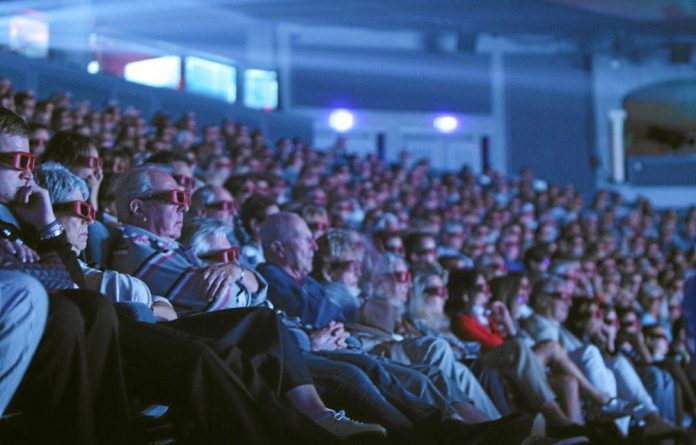 Leaps and bounds:3D films are becoming ever more popular and have changed the way we want to be entertained.