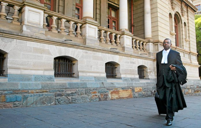 Appealing for time: Dali Mpofu says a civil group is trying to raise money for legal fees.