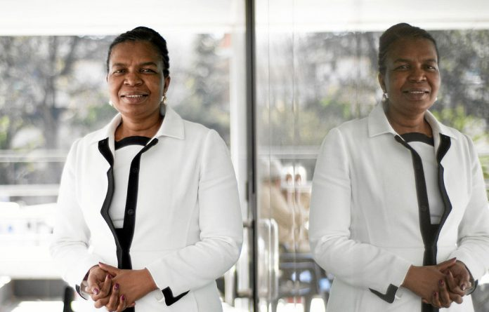 Departmental staff allege that Communications Minister Dina Pule interfered to secure the appointment of the company owned by her alleged romantic partner.