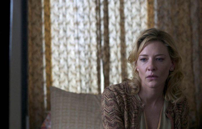 Star power: Cate Blanchett is haughtily arrogant in Blue Jasmine.
